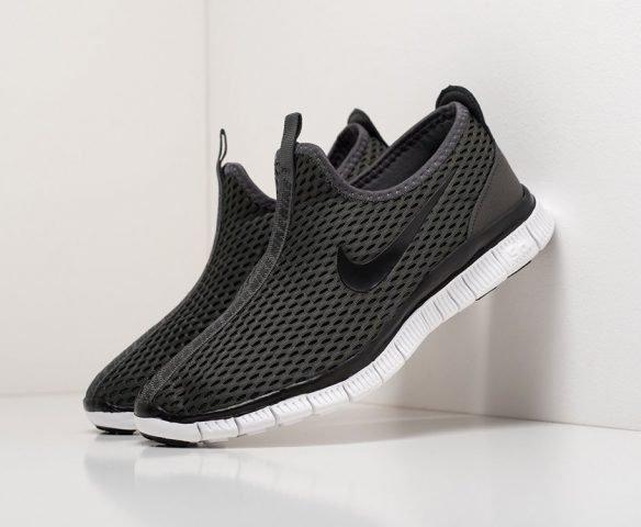 Nike Free Flyknit 5.0 черные