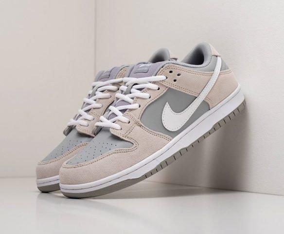 Nike SB Dunk Low grey-beige