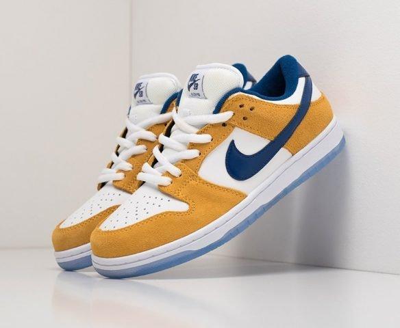 Nike SB Dunk Low yellow