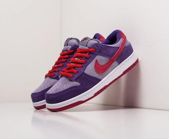 Nike SB Dunk Low purple