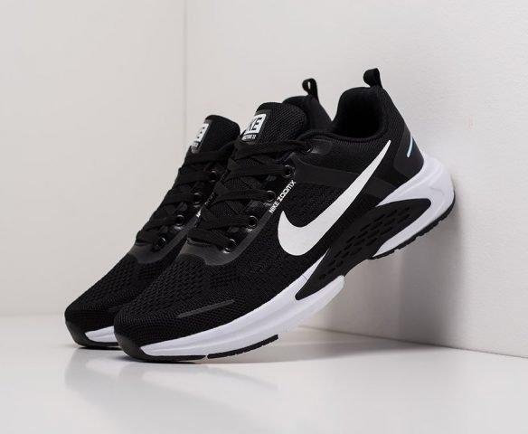 Nike ZoomX черно-белые