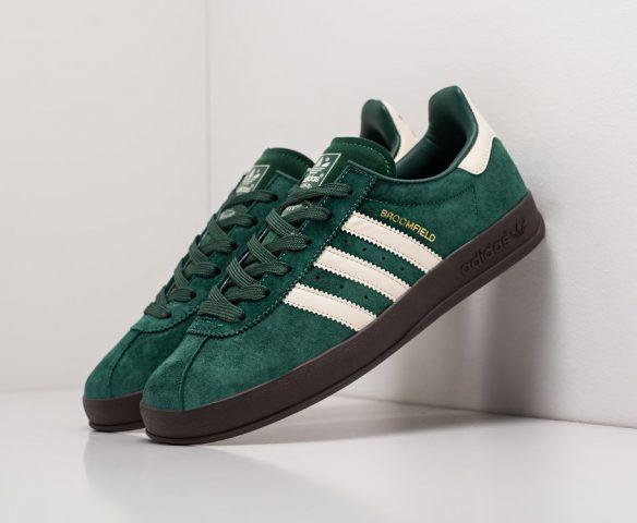 Adidas Broomfield зеленые