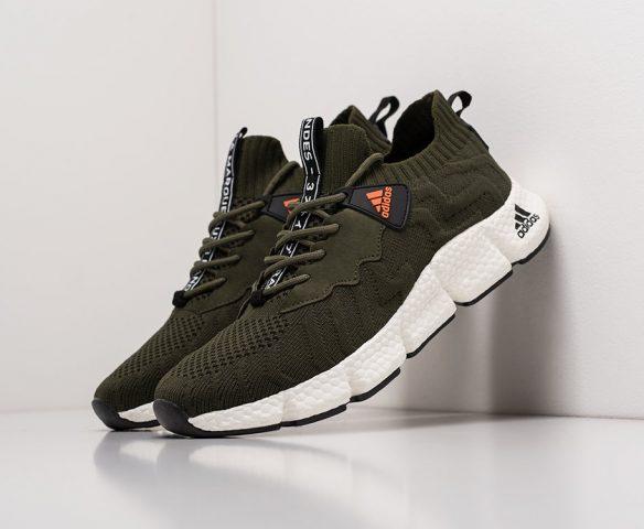 Adidas Climacool Vent M зеленые