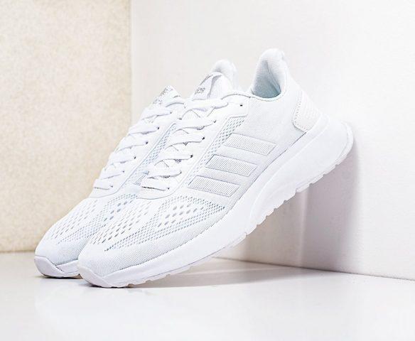 Adidas Cloudfoam белые