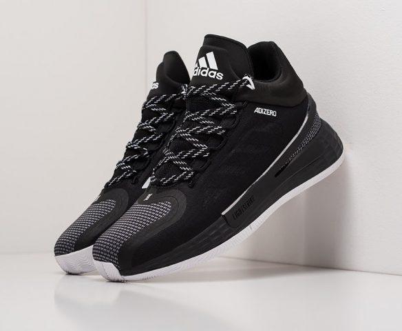 Adidas D Rose 11 черные
