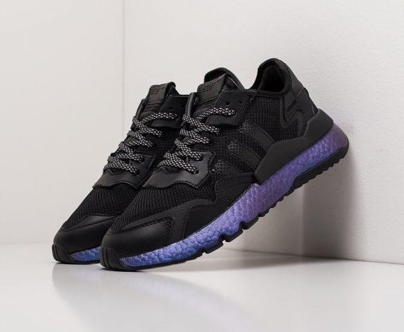 Adidas Nite Jogger black-purple