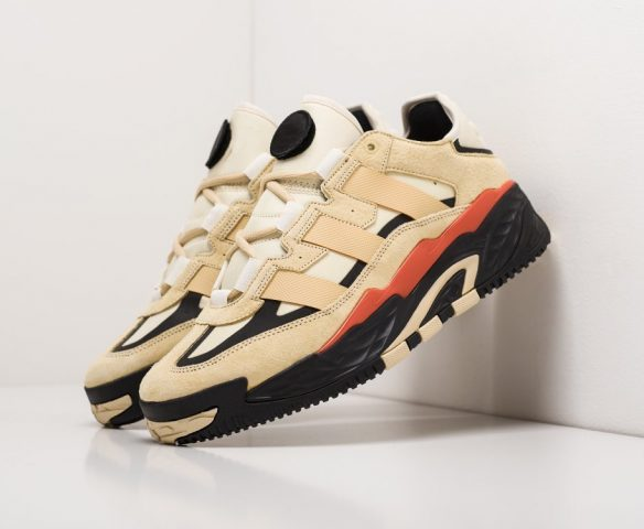 Adidas Niteball коричневые
