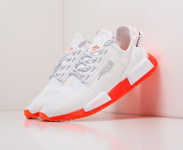 Adidas NMD R1 V2 white-orange