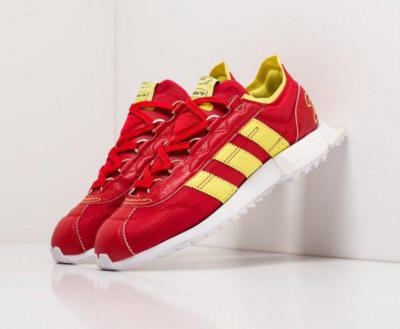 Adidas Sl 7200 бордовые