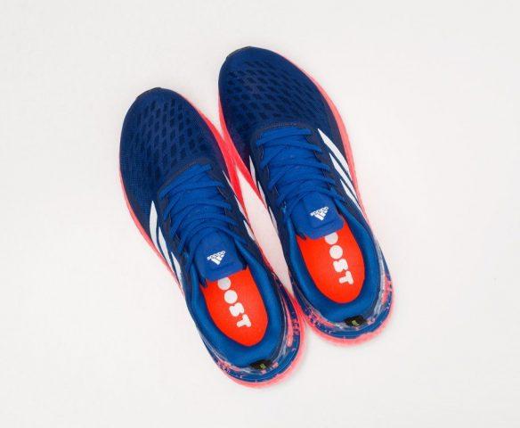 Adidas Ultra Boost 20 синие. Вид 5