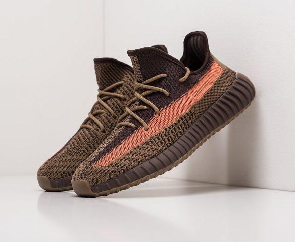 Adidas Yeezy 350 Boost v2 brown-orange