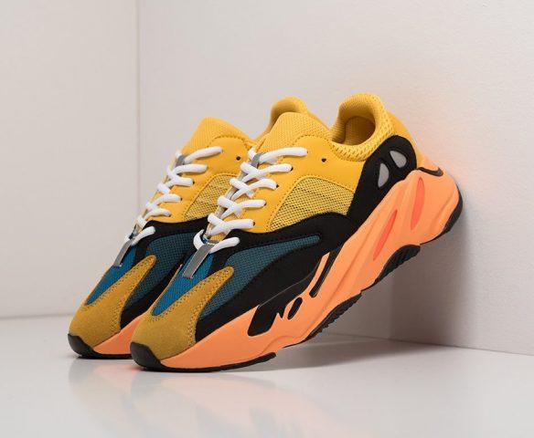 Adidas Yeezy Boost 700 orange