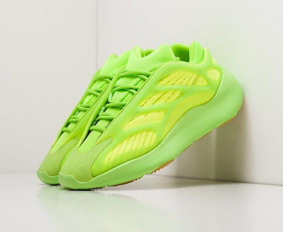 Adidas Yeezy Boost 700 v3 зеленые