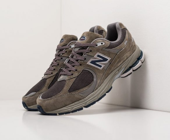 New Balance 2002R серые