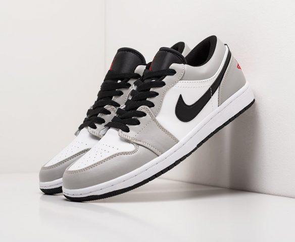 Nike Air Jordan 1 Low grey-white