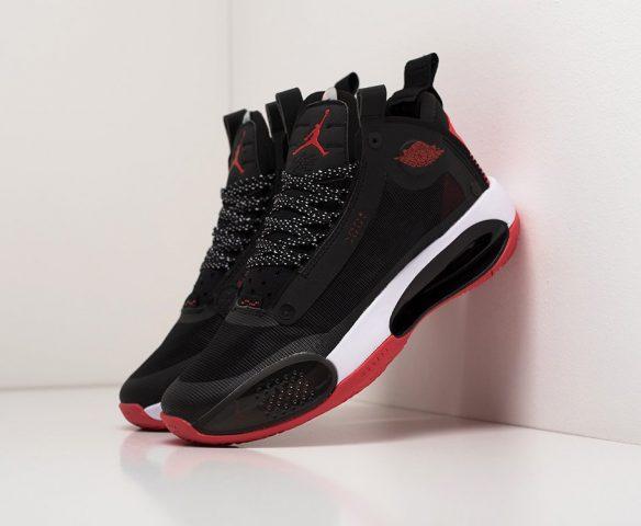 Nike Air Jordan XXXIV wmn черные