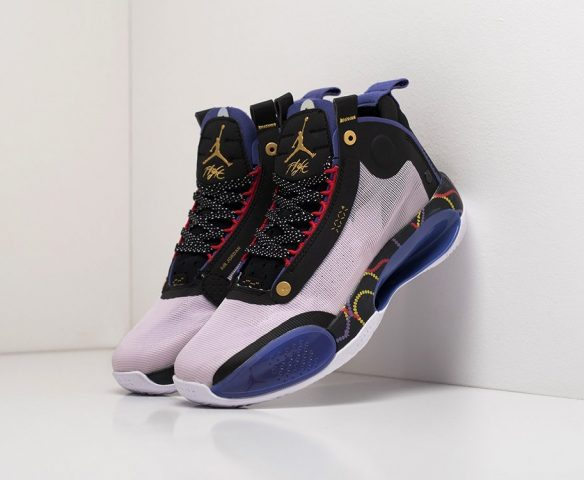 Nike Air Jordan XXXIV wmn grey
