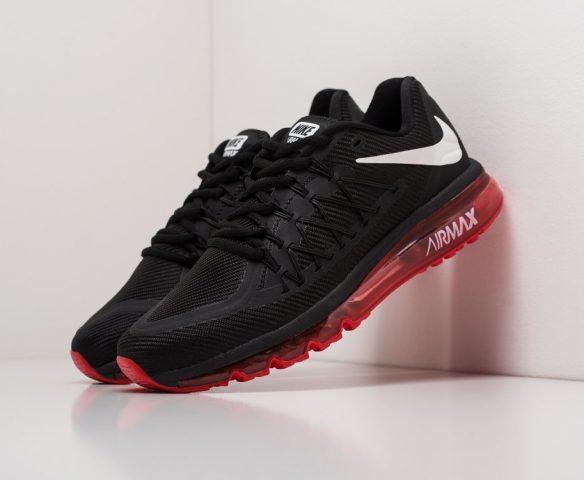 Nike Air Max 2015 black-red
