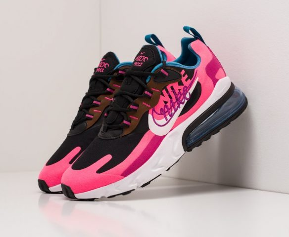 Nike Air Max 270 React low pink