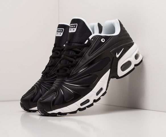 Nike Air Max Tailwind V черно-белые