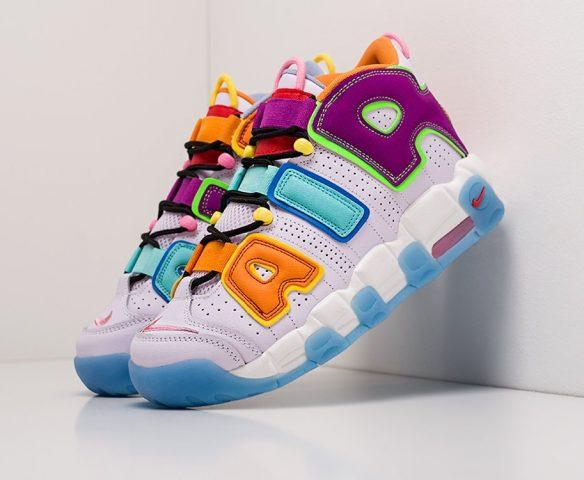 Nike Air More Uptempo mid multicolored