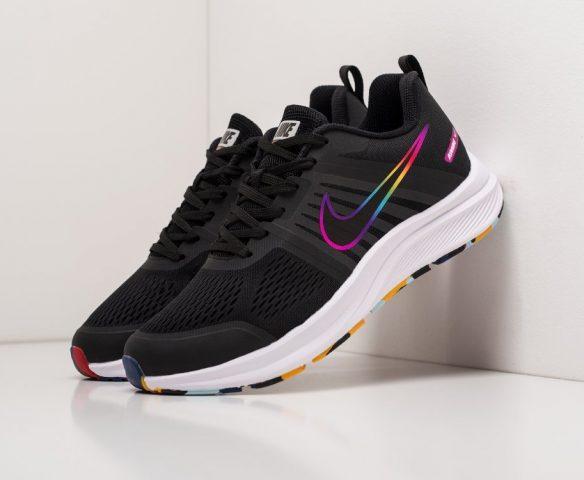 Nike Air Pegasus +30 low черно-белые