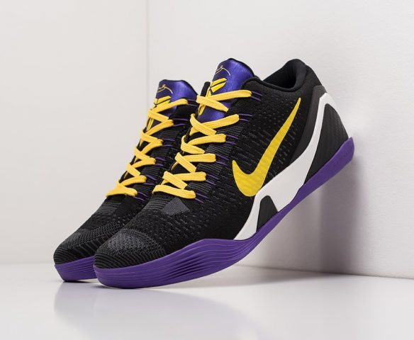 Nike Kobe 9 Low black
