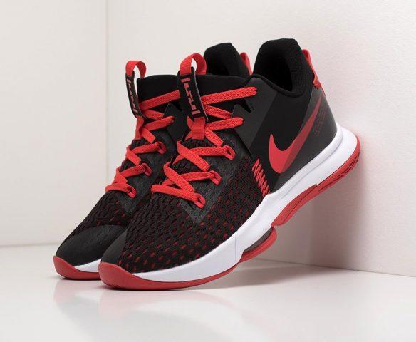 Nike Lebron Witness V black-red