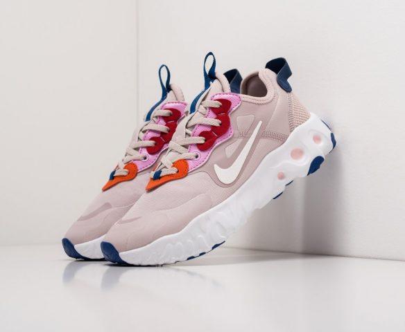 Nike React ART3MIS розовые