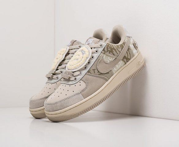 Nike x Travis Scott Air Force 1 Low grey