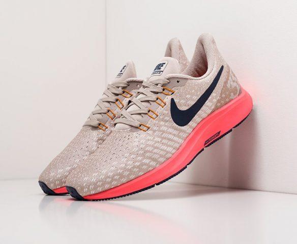 Nike Zoom Pegasus 35 low бежевые