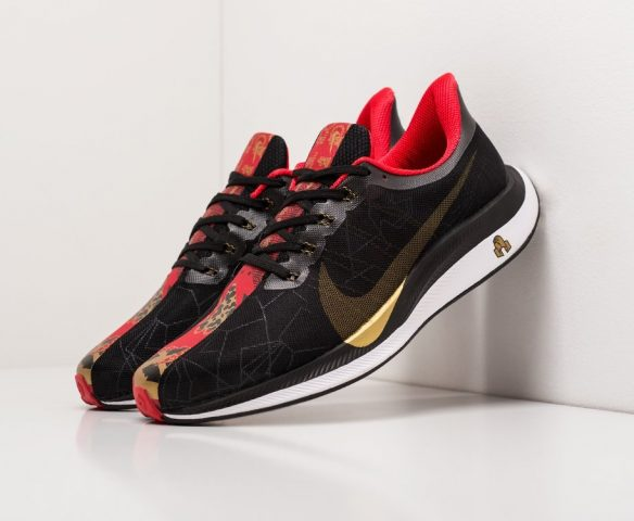 Nike Zoom Pegasus 35 Turbo black-red