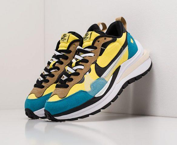 Sacai x Nike Vapor Waffle yellow