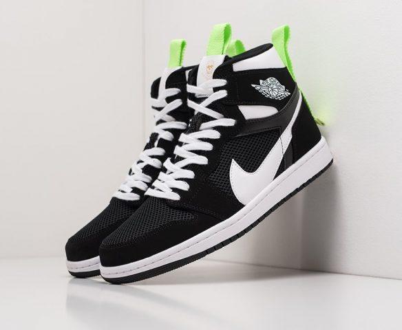 Shoe Surgeon x Air Jordan 1 black
