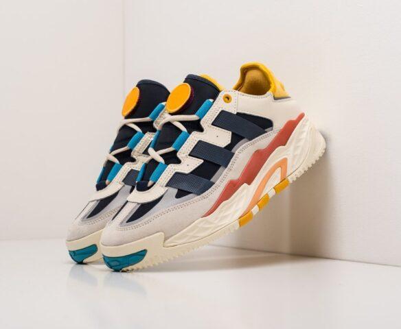 Adidas Niteball бежевые