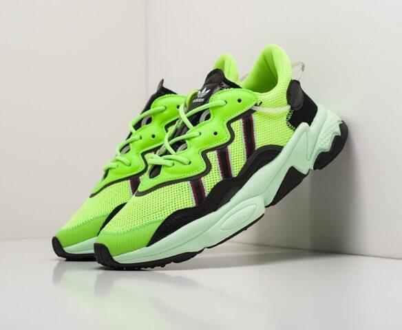 Adidas Ozweego green