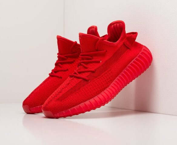 Adidas Yeezy 350 Boost v2 red man