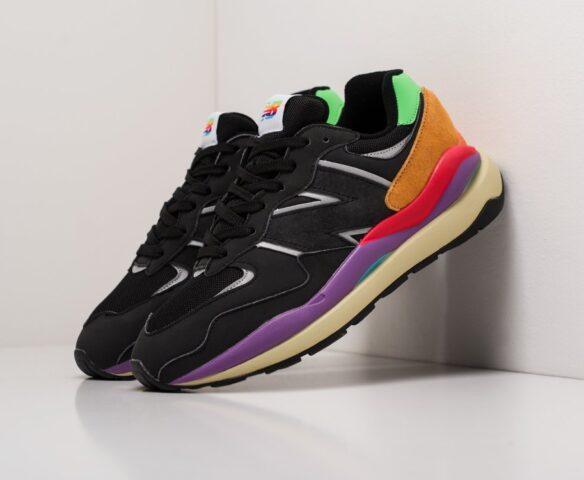 New Balance 5740 black черные