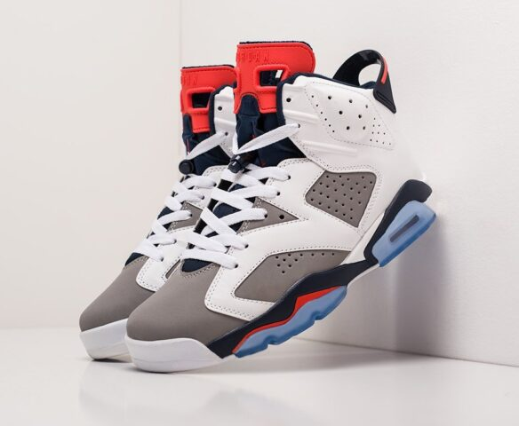 Nike Air Jordan 6 white