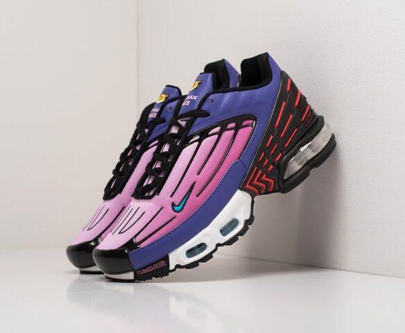 Nike Air Max Plus 3 розовые