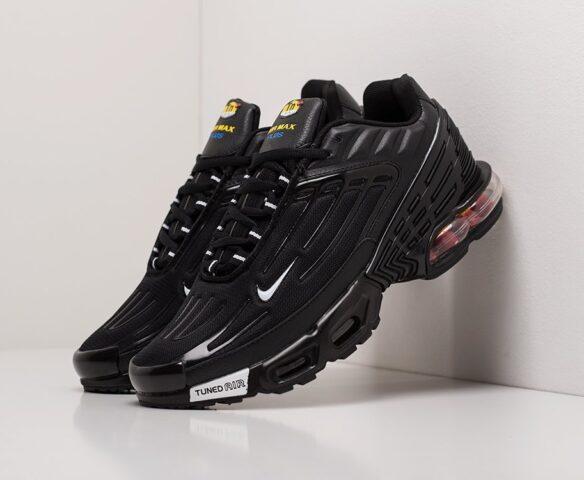 Nike Air Max Plus 3 черные