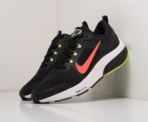 Nike Air Zoom React черные