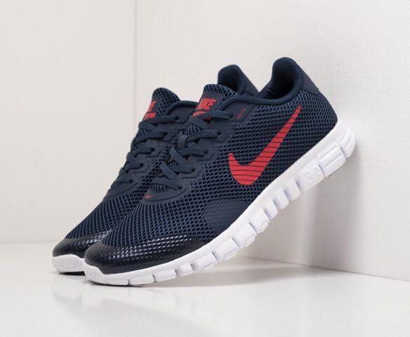 Nike Free 3.0 V2 синие